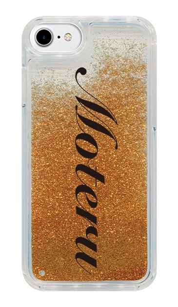 iPhone6sのグリッターケース、Moteru【スマホケース】