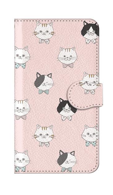 iPhone7のケース、猫たち【スマホケース】