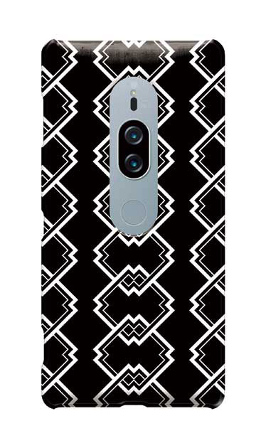 Xperia XZ2 Premiumのケース、吉原繋ぎ【スマホケース】