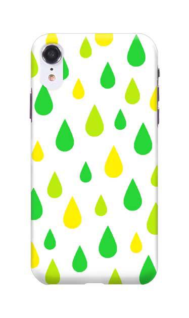 iPhoneXRのハードケース、ビタミンカラードロップス【スマホケース】