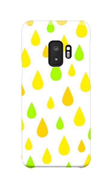 Galaxy S9のケース、ビタミンカラードロップス【スマホケース】