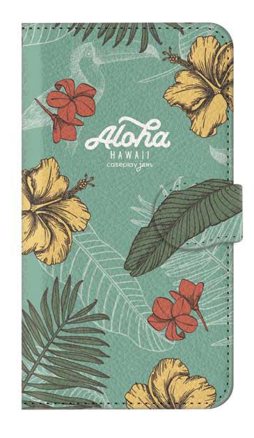 Galaxy S10のケース、Aloha*ハワイアンプラント【スマホケース】