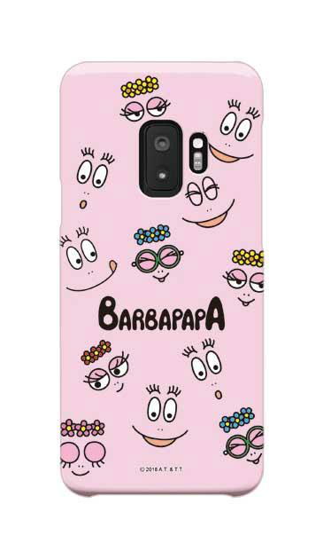 Galaxy S9のケース、バーバファミリー【スマホケース】