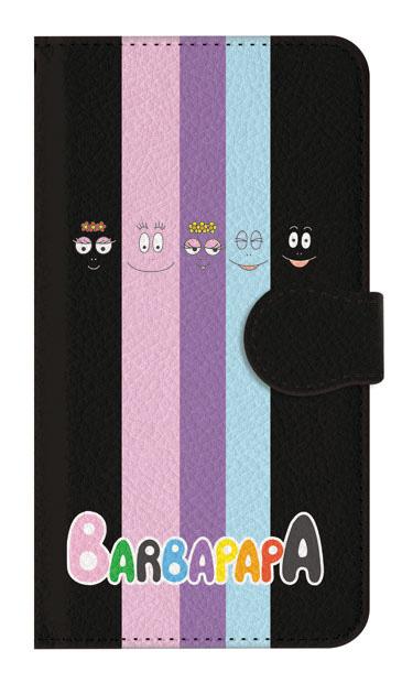 iPhone8のケース、バーバストライプ【スマホケース】