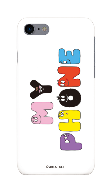iPhone8のハードケース、バーバMYPHONE【スマホケース】