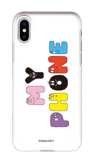 iPhoneXのケース、バーバMYPHONE【スマホケース】
