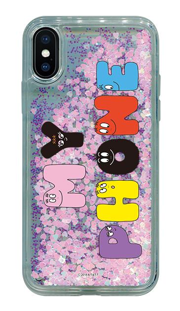 iPhoneXSのケース、バーバMYPHONE【スマホケース】