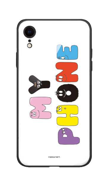 iPhoneXRのケース、バーバMYPHONE【スマホケース】