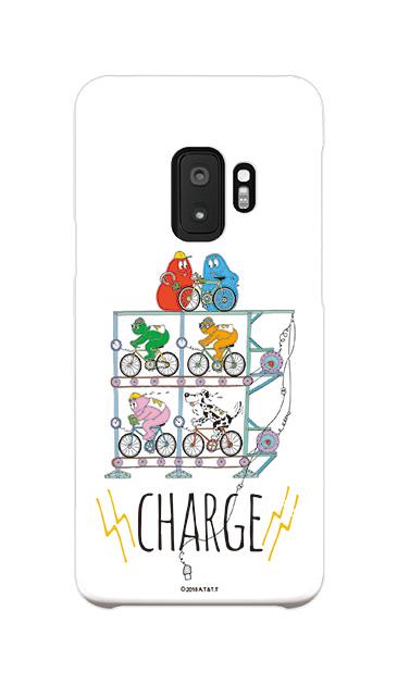 Galaxy S9のケース、CHARGE【スマホケース】