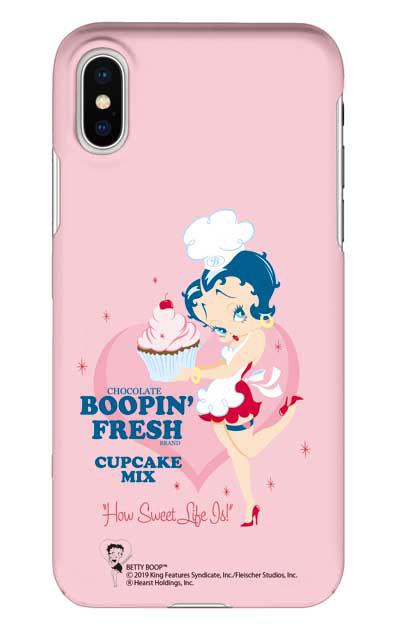 iPhoneXSのハードケース、Boopin' Fresh【スマホケース】