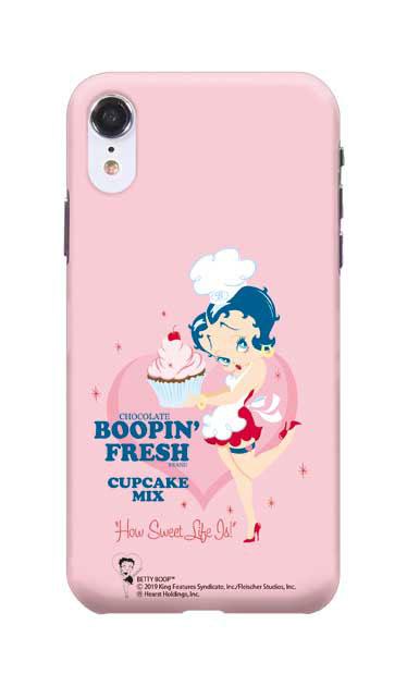 iPhoneXRのハードケース、Boopin' Fresh【スマホケース】