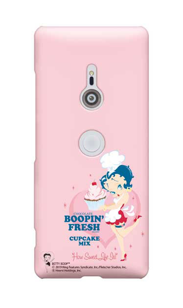 Xperia XZ3のケース、Boopin Fresh【スマホケース】