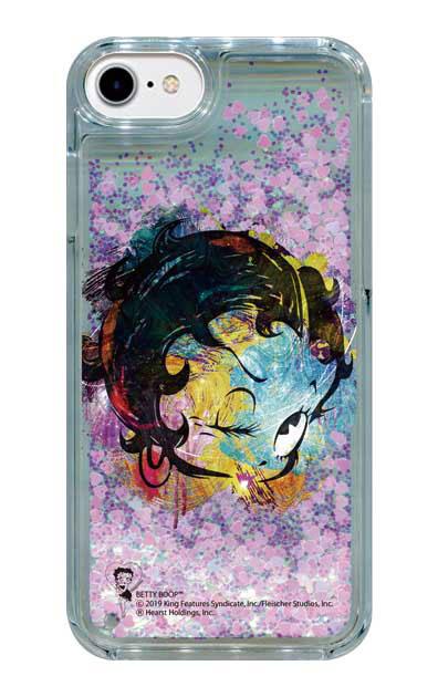iPhone8のグリッターケース、Wink2【スマホケース】
