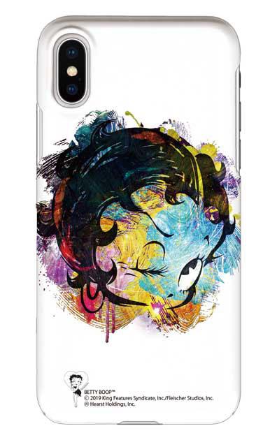 iPhoneXSのハードケース、Wink2【スマホケース】