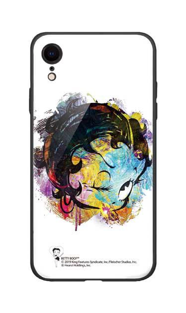 iPhoneXRのガラスケース、Wink2【スマホケース】