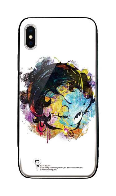 iPhoneXS Maxのケース、Wink2【スマホケース】