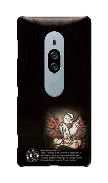 Xperia XZ2 Premiumのケース、1番ポパイ【スマホケース】