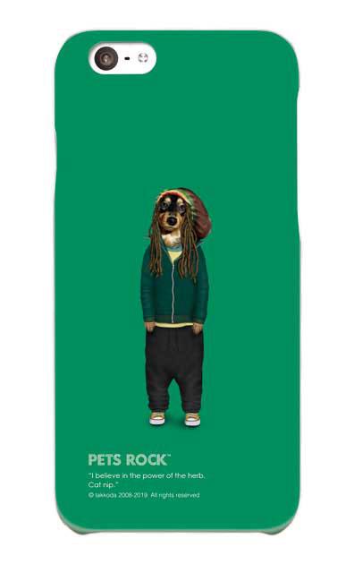 iPhone6のケース、《PETS ROCK》Reggae【スマホケース】