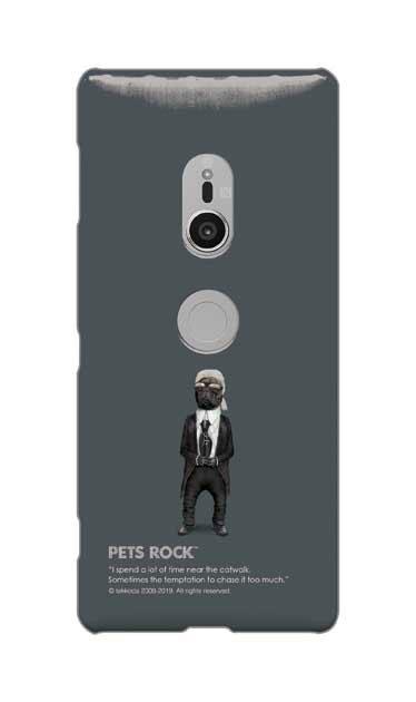Xperia XZ2のケース、《PETS ROCK》Fashion Full Length【スマホケース】