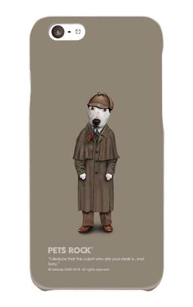 iPhone6のケース、《PETS ROCK》Detective【スマホケース】