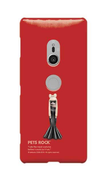 Xperia XZ2のケース、《PETS ROCK》GG Full Length【スマホケース】