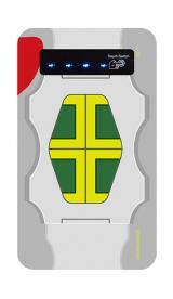 仮面ライダーZX(ゼクロス)【モバイルバッテリー】