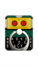 仮面ライダーBLACK RX(ブラックアールエックス)【スマホリング・ベルトデザインVer】