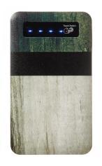 ウッド・ブルー×グリーン(モバイルバッテリー)