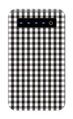 Gingham Check fine(モバイルバッテリー)