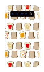 いろいろな食パン【モバイルバッテリー】