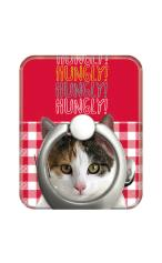 【スマホリング】HUNGRY CAT